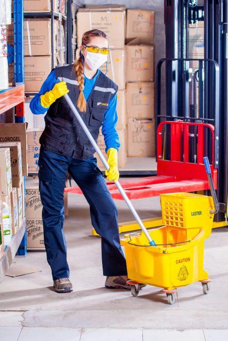 imprese di pulizie industriali a Vicenza