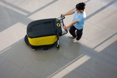 Pulizie industriali di pavimenti a Vicenza